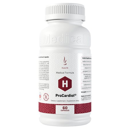 DuoLife Medical Formula ProCardiol®-serce-układ krążenia