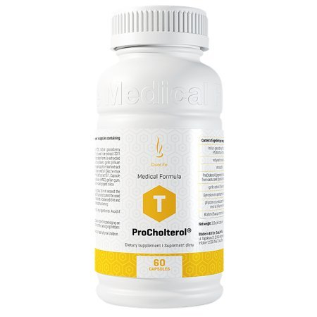 DuoLife Medical Formula ProCholterol®-regulacja poziomu cholesterolu