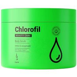 DuoLife Beauty Care Chlorofil Body Scrub- oczyszczanie skóry