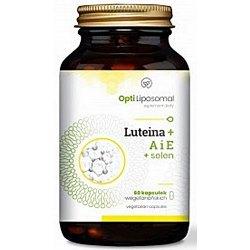 Opti Liposomal Luteina+ A i E +Selen