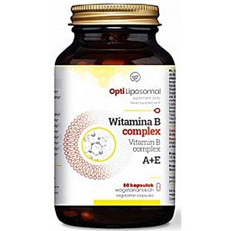 Opti Liposomal B Complex- uzupełnienie niedoborów witamin z grupy B