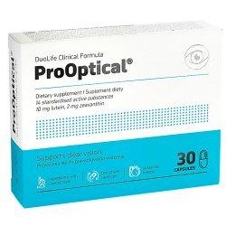 DuoLife Clinical Formula ProOptical-wspomaganie oczu i dobrego widzenia