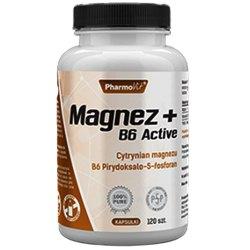 Magnez + B6 Active- dla ukladu nerwowego