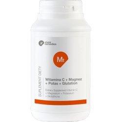 Mt Witamina C+ Magnez+ Potas+ Glutation dla odżywienia mitochondriów i produkcji energii