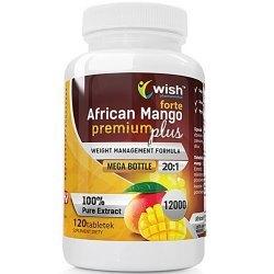 African Mango- odchudzanie