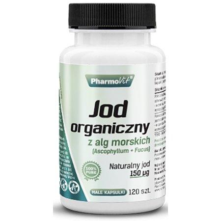 Jod Organiczny-metabolizm, hormony,