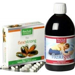Flexigell i Flexistrong-na stawy-odbudowa mazi stawowej