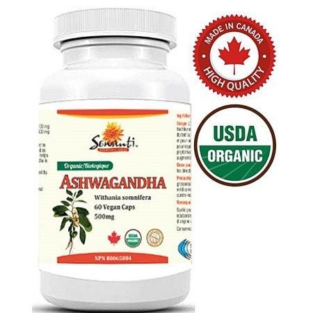 Ashwagandha - ajurvedyjskie suplementy-zmniejszenie stresu, równowaga emocji, poprawa pamięci,