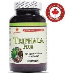 TRIPHALA PLUS-ajurvedyjskie suplementy-detox, walka z nadwaga