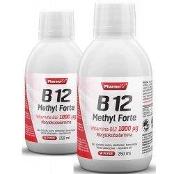 B12 - Metylokobalamina dla układu nerwowego, poprawy nastroju, uzupełnienia niedoborów