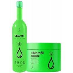 Chlorofil- oczyszczanie
