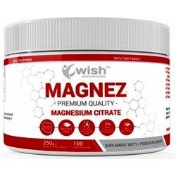 Magnez Cytrynian Magnezu- wyciszenie, skurcze,