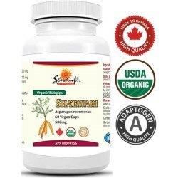 SHATAVARI - ajurvedyjskie suplementy - gospodarka hormononalna, cykl menstruacyjny, odporność na stres