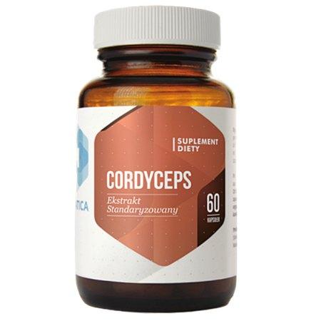 Cordyceps - odporność,