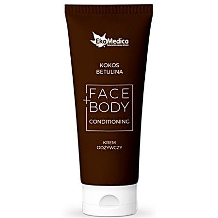 Krem Odżywczy Kokos + Betulina-odzywienie skóry