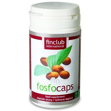fin Fosfocaps- lecytyna-pamięć