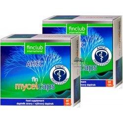 Fin Mycelcaps wspomaganie odporności, nowotwory