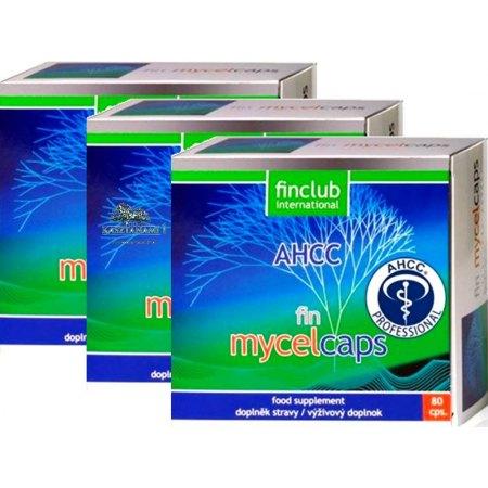 Fin Mycelcaps-odporność, nowotwory, rekonwalescencja po chorobach