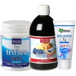 Fin Triflex + Kolagen- regeneracja stawów