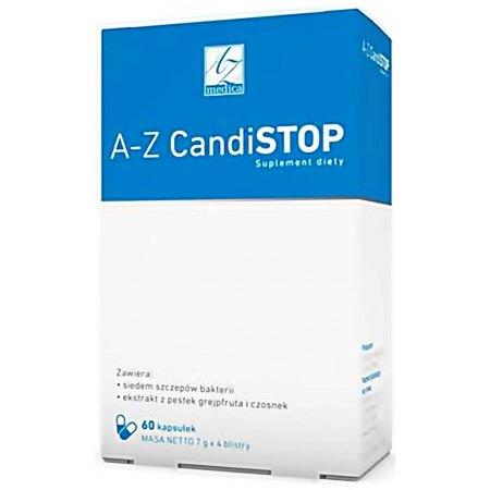 A-Z CandiSTOP- walka z grzybica
