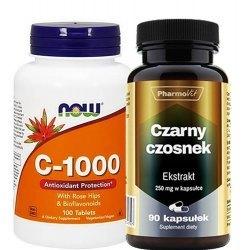 Czarny czosnek-odporność na infekcje, walka z nadciśnieniem i cholesterolem
