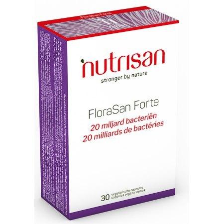 Nutrisan FloraSan Forte - bakterie priobiotyczne