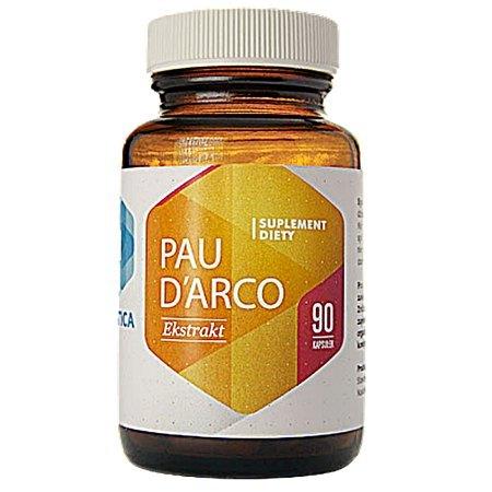 Pau d'Arco - oczyszczanie organizmu z toksyn , regulacja odporności