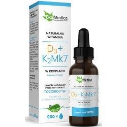 Witamina D3 + K2Mk7 dla zdrowych kości