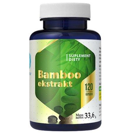Bamboo Ekstrakt - krzem