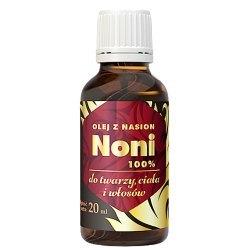 Olej z nasion noni - pielęgnacja, odżywienie