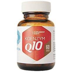 KOENZYM Q10 - dotlenienie organizmu
