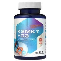 K2MK7+D3 - prawidłowy poziom wapnia