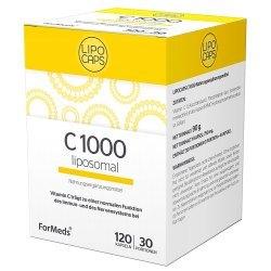 LIPOCAPS C 1000 - odporność