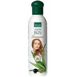 Szampon: Aloe Vera&olej z oliwek - codzienna pielęgnacja
