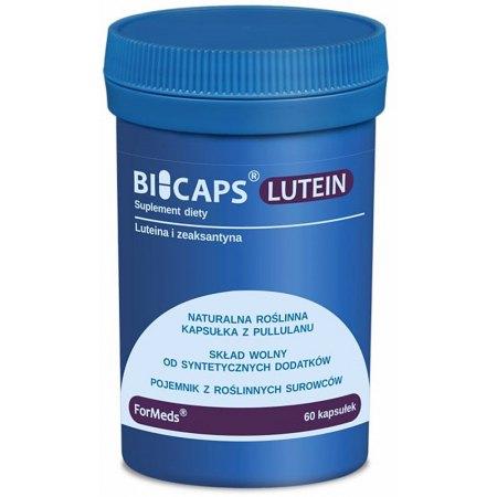 BICAPS® LUTEIN- ochrona siatkówki
