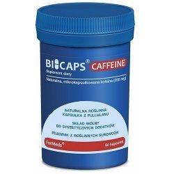 BICAPS® CAFFEINE - naturalna kofeina