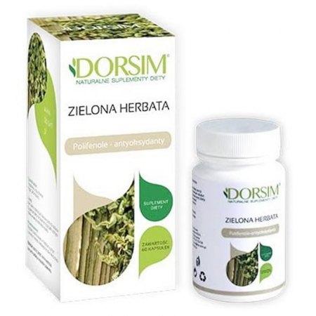 ZIELONA HERBATA- polifenole, odporność, odchudzanie