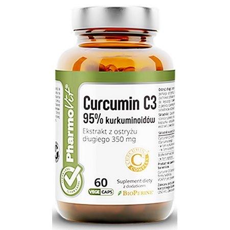 Curcumin C3 - watroba , stawy , stany zapalne,