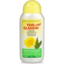 Femiglandin GLA+E szampon oczyszcza i odżywia włosy