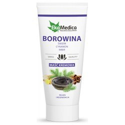BOROWINA - maść - rozgrzewa, regeneruje, reumatyzm