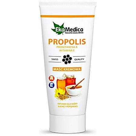 PROPOLIS - maść do suchej , popękanej skóry