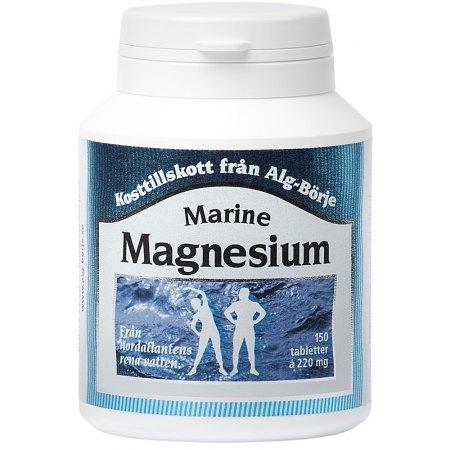 Magnez morski równowaga układu nerwowego