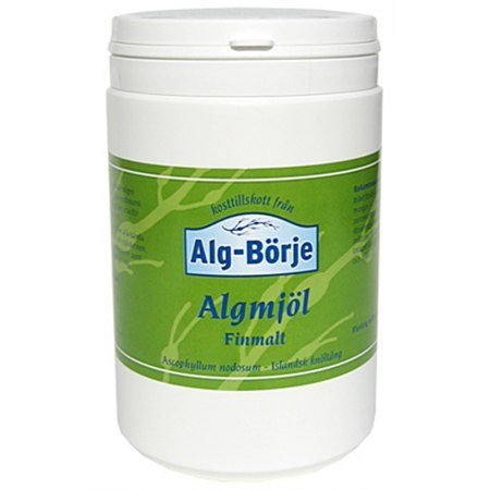 Algmiol Finmalt- Algi w proszku - odżywianie, oczyszczanie