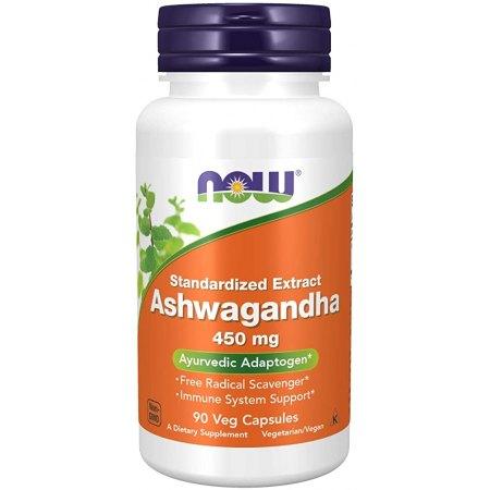 Ashwagandha- adaptogen, odporność na stres