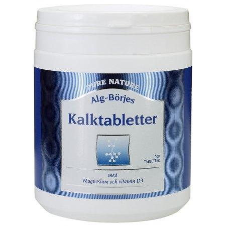 Kalktabletter - wapń- 1000 tabletek - kości, stawy, mięśnie