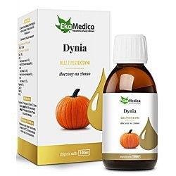 Olej z pestek dyni - prawidłowy cholesterol