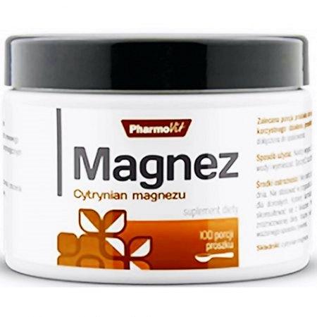 MAGNEZ-cytrynian magnezu-stres, kłopoty ze snem