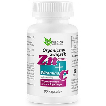 Cynk i witamina C - dla układu odpornościowego