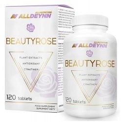 BEAUTYROSE -120 nutrikosmetyk- włosy, skóra, paznocie
