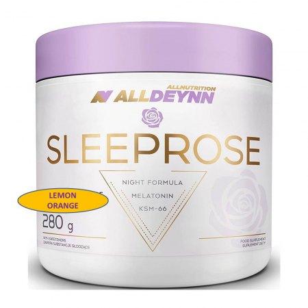 ALLDEYNN SLEEPROSE - pomaga w zasypianiu, poprawia jakość snu